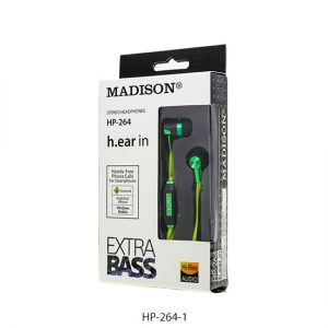 Auriculares Madison HP-264