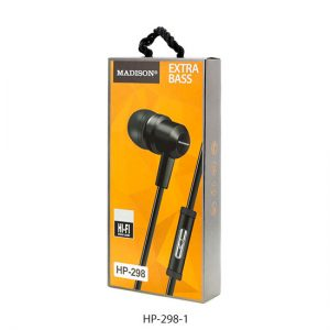 Auriculares Madison HP-298