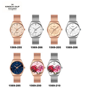 Reloj Knock Out 1569 (Mujer)