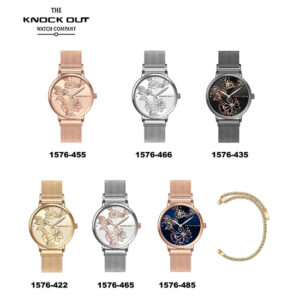 Reloj Knock Out 1576 (Mujer)