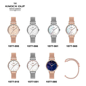 Reloj Knock Out 1577 (Mujer)