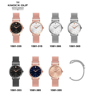 Reloj Knock Out 1581 (Mujer)