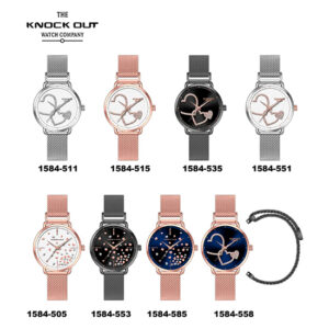 Reloj Knock Out 1584 (Mujer)