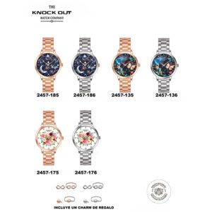 Reloj Knock Out 2457 (Mujer)